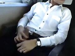 Naoki Japan so handsome 2 Masturbating
