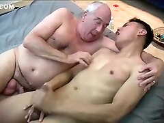 Amazing homemade gay clip with Asian, Jerk scenes