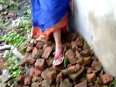 Devar Outdoor Fucking Indian Bhabhi In Deprived House Ricky Public Sex