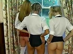 College Girls Spanked And Fucked