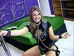 Catia Carvalho e Nina Dias - Girl-on-girl Brazil