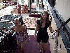 Melonymatters Melony Carpet Store Text public lesbian climaxes