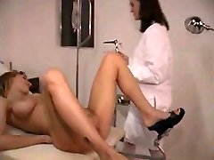 Nurse have a look inside my vag PT2 DMvideos