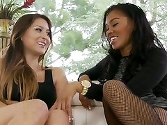 Seduced by a lovely Ebony Woman. With BD & YdL
