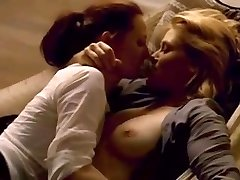 Tilda Swinton Lesbian Fuck-a-thon Video   Celebrity Sex Tapes