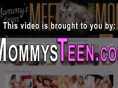 Teen girl/girl tribs stepmom