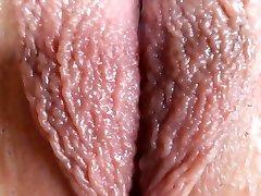 Muschi lecken
