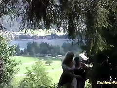 extreme group sex in nature