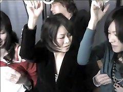 Best Japanese chick in Crazy Blowjob, Handjob JAV movie