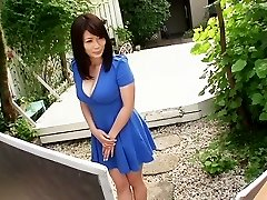 Fabulous Asian girl in Astounding Big Tits, Mature JAV scene