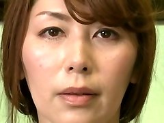 Hottest Japanese model in Uber-sexy Mature JAV clip