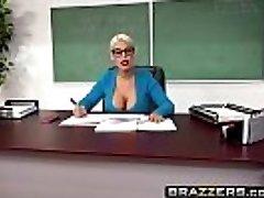 Brazzers - Big Baps at College - (Bridgette B, Alex D) - Trailer preview