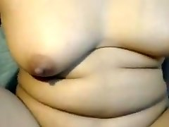 Senior hairy lady squirting and urinating