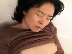Mature Japanese Ladies Getting Off