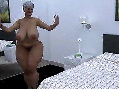 big mama tanec cgi