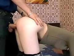 younger nymph gets a taste of mature spunk