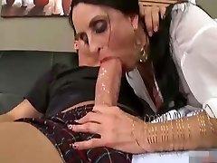 Hot Grandmas Deep-throating Dicks Compilation 3