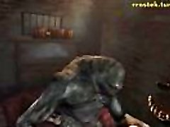 Dead or Alive Five Monster Hump