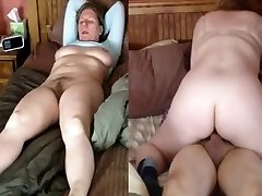 Wife rides and ejaculation