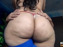 LATINA FUCKS LIDDLE Hard-on PART 2