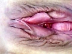 KATHERINE Chocolate-colored... Her vaginas as big as a momma cows. See her pee upclose