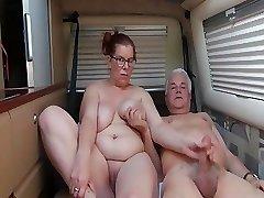 Babička pár