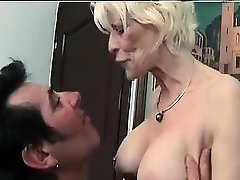 Mature female domination fetish brit in stockings jerks losers trunk