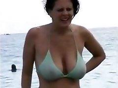 Mommy In Her Bikini