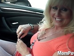 Cougar MILF gets ass-fuck