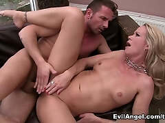 Hottest adult movie stars David Perry, Simone Sonay in Best Mature, Cumshots sex video