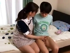 1 Family no1 Mother instructs her son about masturbation -