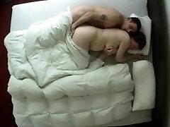 Hidden cam on bbw first-timer sex after sexdate