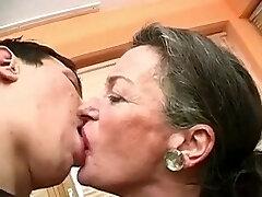 Kiss Me Grandma