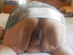 hot dress ass wigle and hubby