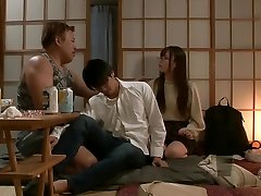 Magnificent porn scene Japanese hot just for you