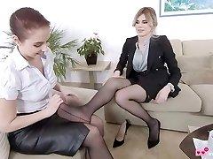 TSVirtualLovers - The Co-worker's Fuck-stick