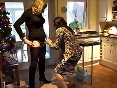 Alison and Zara - Ass Fucking activity - Real life crossdressers
