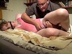 Daddydom Teasing And Edging His Little Submissive Trans Girl In Restrain Bondage