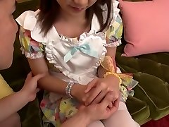 Exotic Chinese model in Fabulous Pop-shot, Teens JAV clip