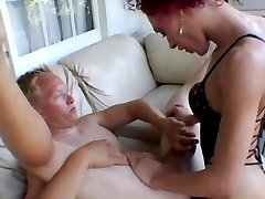 Mia Isabella drills a guy