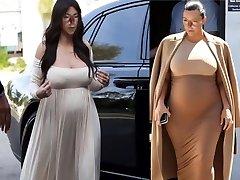 Sexy Pregnant Transgender Princess Marisa Kardashian