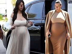 Sexy Pregnant Shemale Marisa Kardashian
