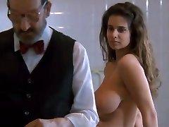1.Debora Caprioglio pimentão cena exame docteur