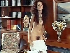 antmusic - vintage 80's skinny hairy strip-dance