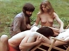 vintage francês corno & esposa de comutação 1