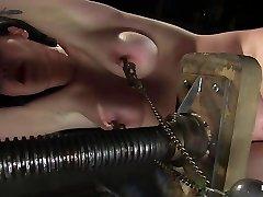 sybil hawthorne v sybil hawthorne: retro lepoto ljubi bolečine, da bi dobili off - hogtied