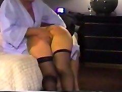 Vintage spanking.frigging