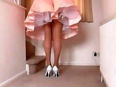 רטרו השמלה, הלבשה תחתונה נפח 4