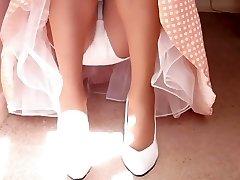 retro vestido e lingerie volume 4