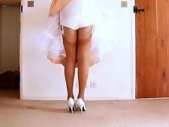 रेट्रो पोशाक और अधोवस्त्र की मात्रा 4
